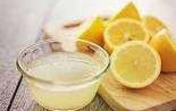 10 Benefits of taking lemon juice each morning