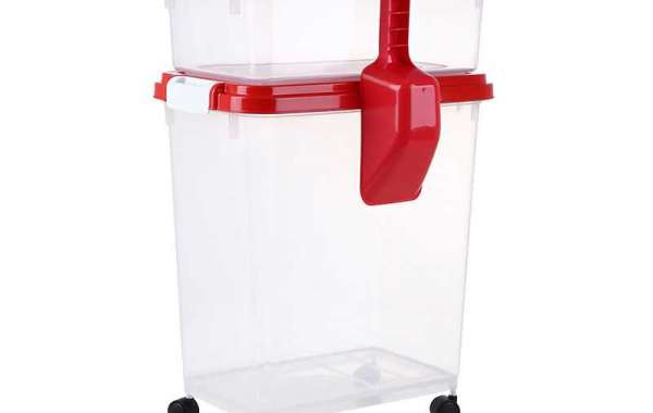What Type of Material is Better for Pet Food Containers