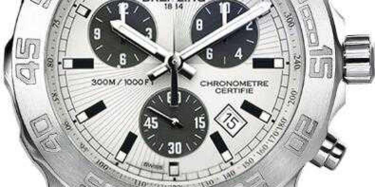 Breitling Superocean Automatic 46 M17368B71B1S1 Black Watch Replica