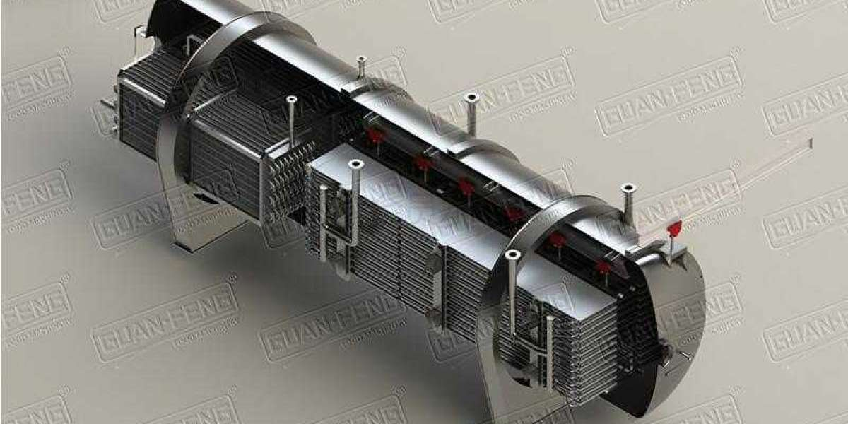 Operating Steps Of Vegetable Drying Machine
