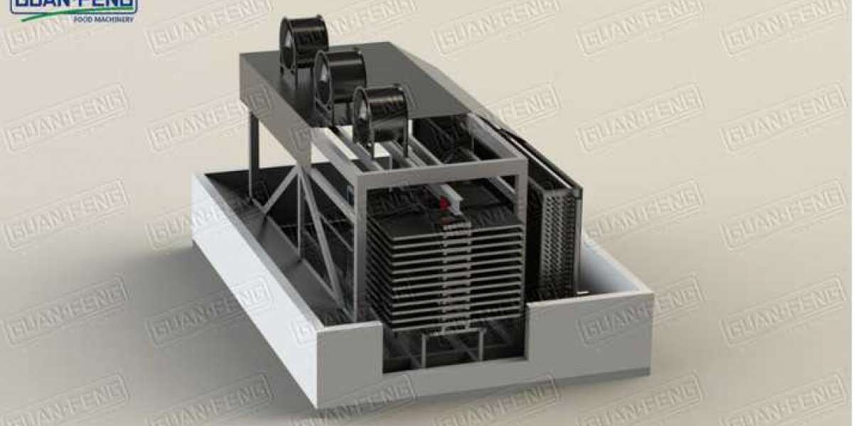Guanfeng Machinery Provide Vegetable Drying Machine
