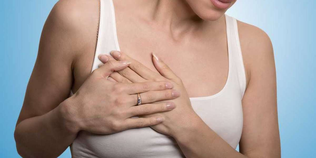 Effects of breast cancer on body