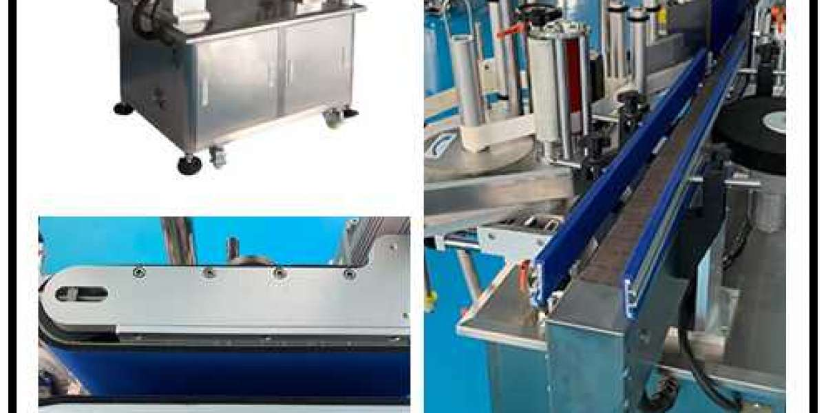 Work Processing of Blow Molding Machine