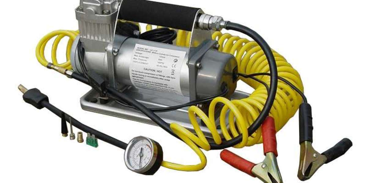 Air Compressor Suppliers-Buying Tips For Portable Tire Air Compressors