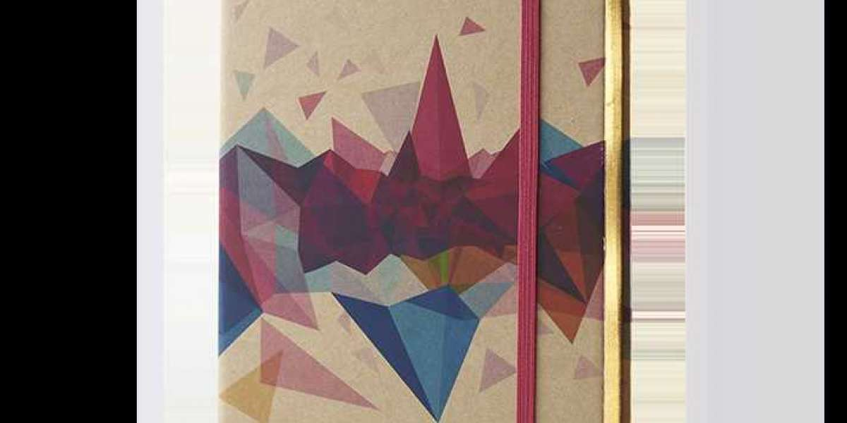 Kraft Paper Hardcover Notebook -Development Performance Of Notebook Customization