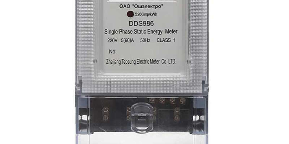 Single Phase Meter -Domestic Energy Meter Industry: Reflections On Problems
