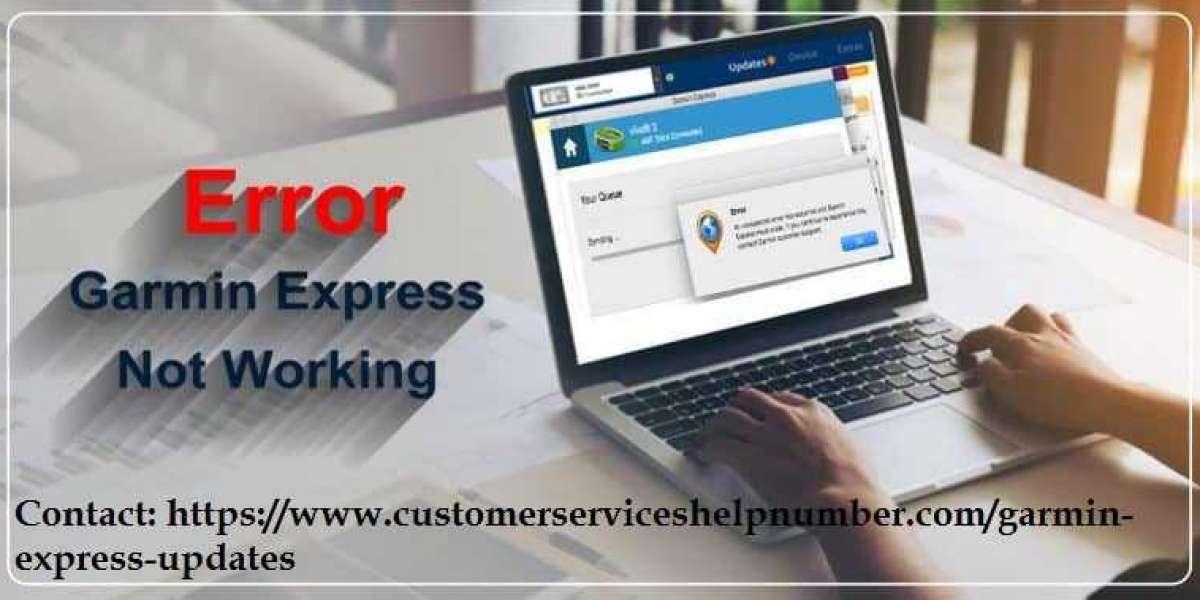 Garmin Express Update