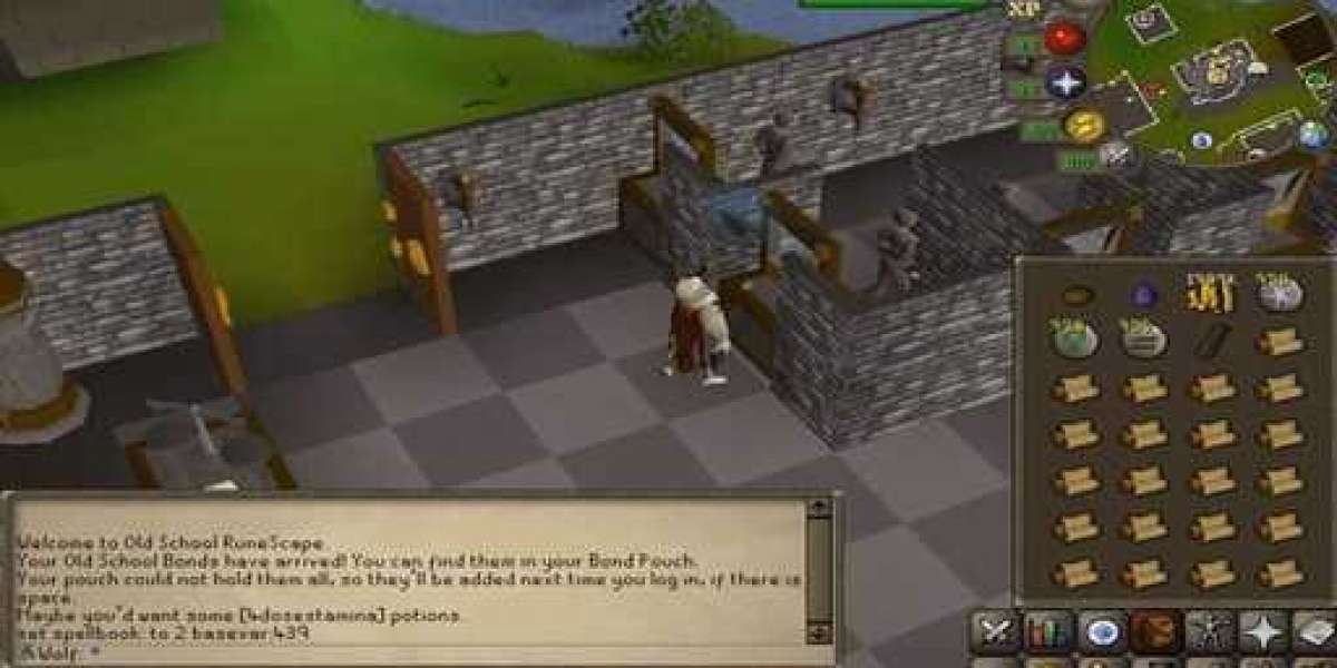 Old School RuneScape Player Tata Sleepy wins DMM Championship