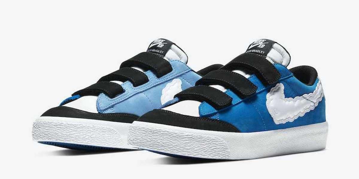 "Buy Kevin Bradley x Nike SB Blazer Low ""Heaven"" CT4594-400 For New Release"