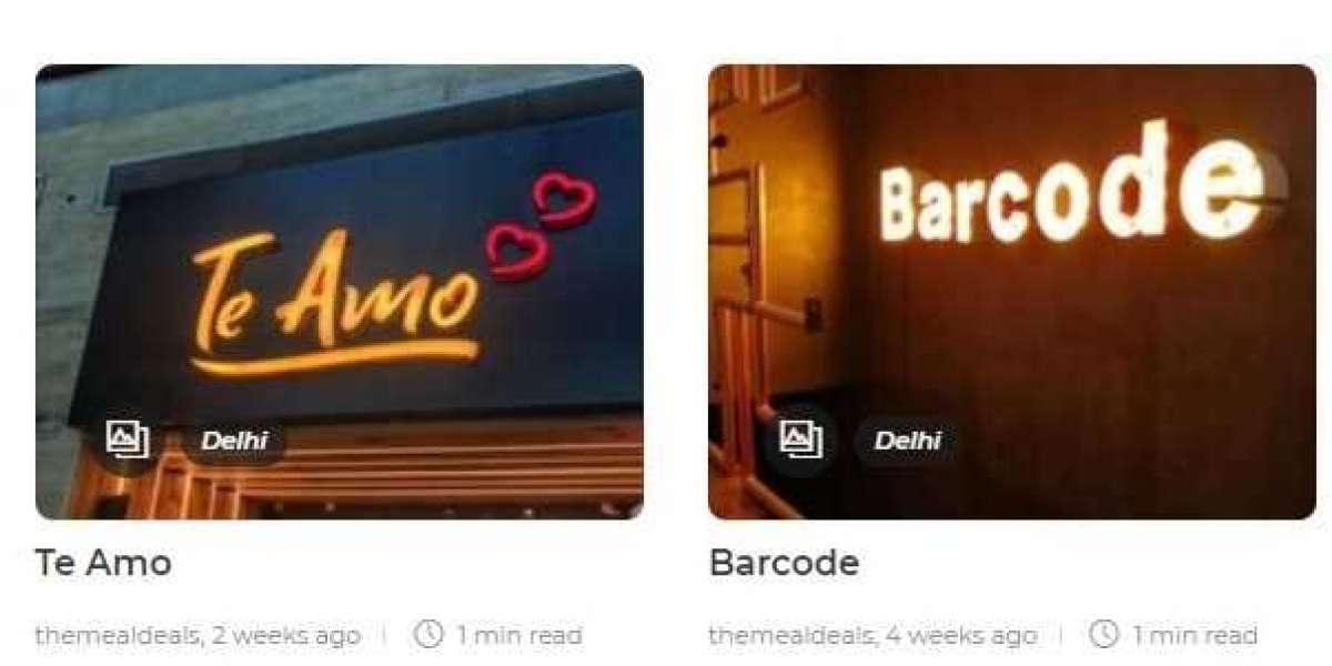 Best Deals and Offers on Restaurants in Delhi