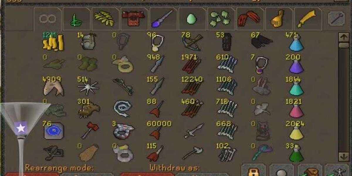 Gaming market for OSRS gold example Winrsgold
