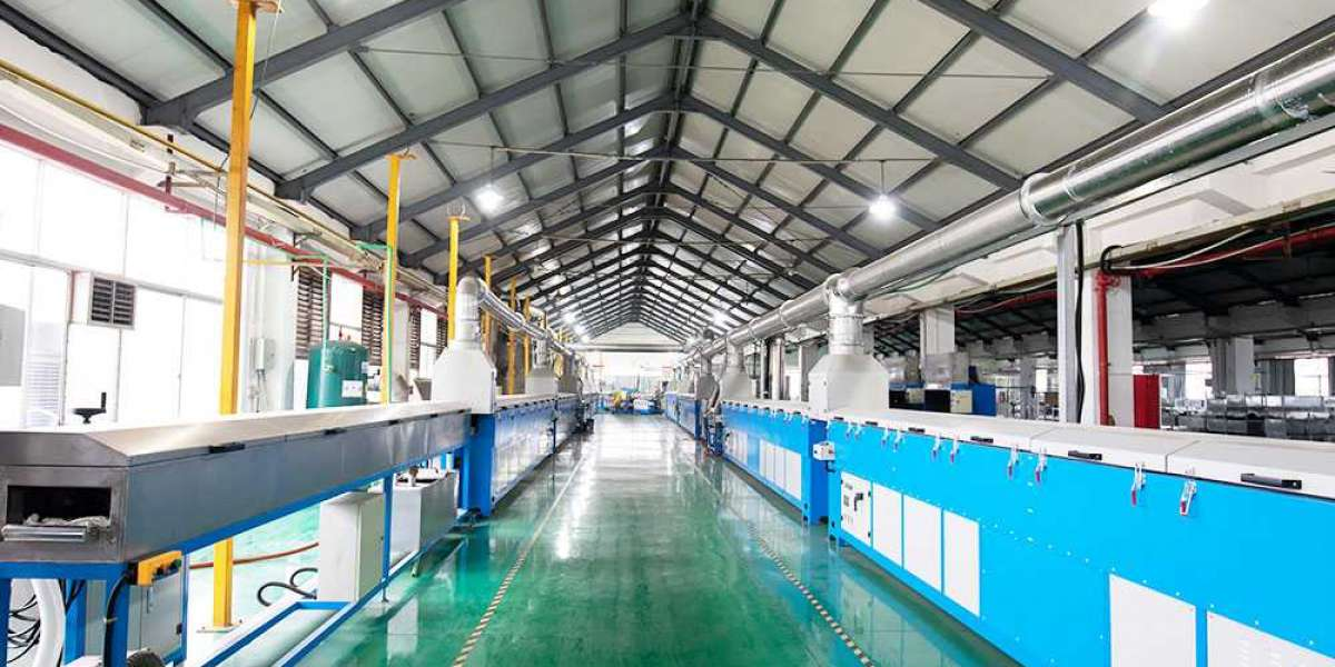 Rubber Extrusion Production Line-Excellent, Perfect
