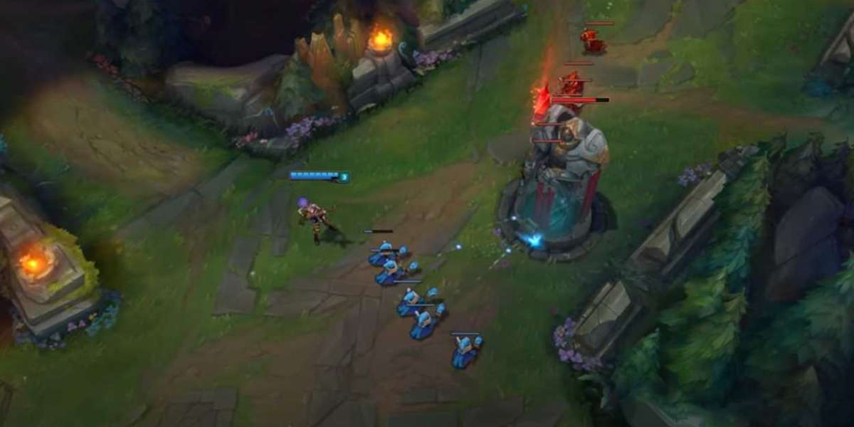 Champions Guide for League of Legends Beinners